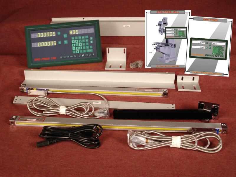 milling machine dro kits